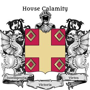 Coat of Arms of House Calamity
