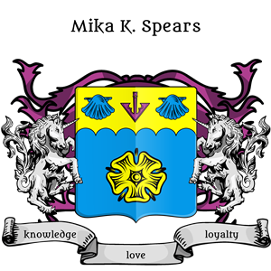 Coat of Arms of Mika Riverwoods