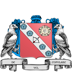 Coat of Arms of Christian Doucette