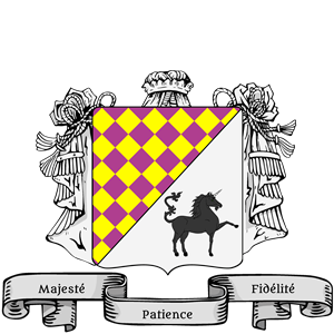Coat of Arms of Daniel r