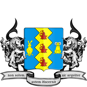 Coat of Arms of Brian Manthenga