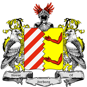 Coat of Arms of Joseph Zurborg