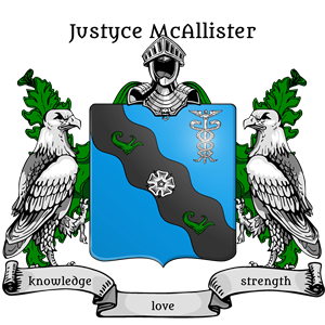 Coat of Arms of K Thompson
