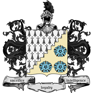 Coat of Arms of Lorric Spencer