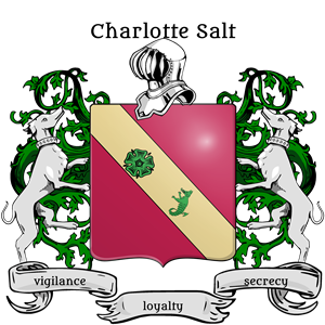 Coat of Arms of Charlotte Salt