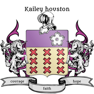 Coat of Arms of Kailey Houston
