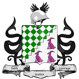 Coat of Arms of Maximilian Forester