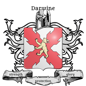 Coat of Arms of Whitney Hughes