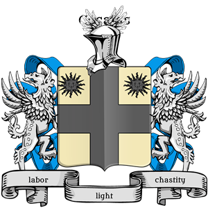 Coat of Arms of Matthew Cocalas