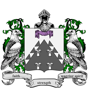 Coat of Arms of CHARLES COOK