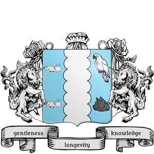 Coat of Arms of Jessie Parnell