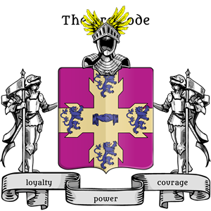 Coat of Arms of JJ Paradise