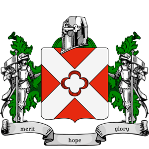 Coat of Arms of Zachary Zier