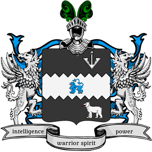 Coat of Arms of Joshua Grenfell